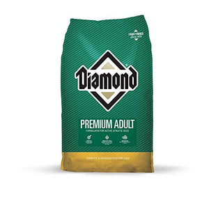 Diamond Premium Complete And Balanced Dry Dog Food For A Working Or Show Dog 20Lb