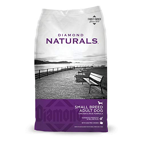 Diamond Naturals Small Breed Dog Real Chicken Recipe Premium Dry Dog food