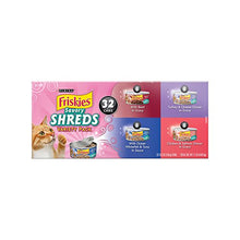 Purina Friskies Savory Shreds Variety Pack Cat Food