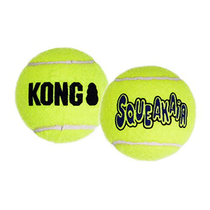 KONG Squeak Air Balls Dog Toy (6 Pack), Medium