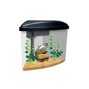 Marina 13310 Pirate Aquarium Kit, 1 gallon - Kaulana Pets