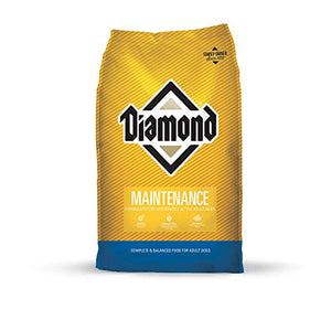 Diamond Premium Recipe Maintenance Complete And Balanced Dry Dog Food For A Moderately Active Dog 20Lb