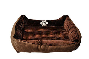 Reversible Rectangle Pet Bed - Kaulana Pets