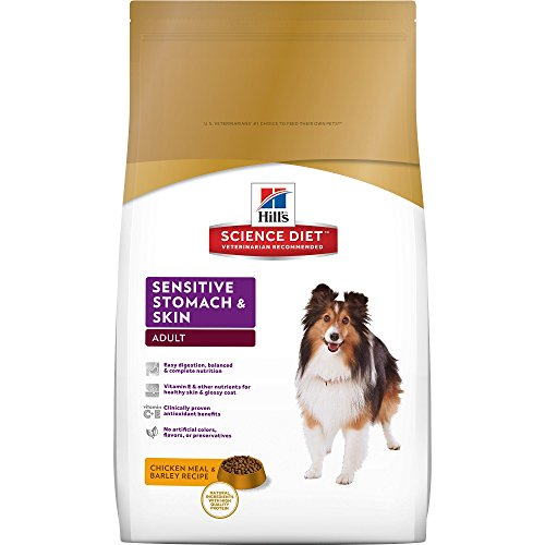 Hill's Science Diet Sensitive Stomach & Skin Dog Food - Kaulana Pets