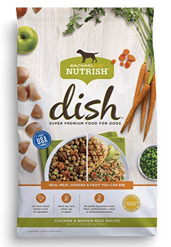 Rachael Ray Nutrish Dish Super Premium Dog Food - Kaulana Pets