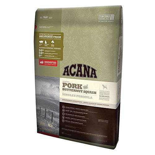 Acana Pork & Butternut Squash Dry Dog Food 4.4lb - Kaulana Pets