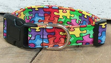 Autism dog collar with leash set option - Kaulana Pets