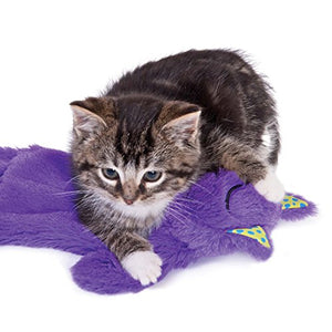 Purr Pillow Soothing Plush Toy for Cats, Purr Pillow Comforting Cat Toy by Petstages - Kaulana Pets