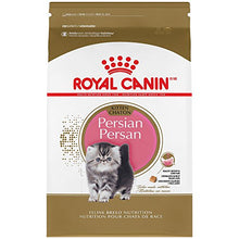 ROYAL CANIN BREED HEALTH NUTRITION Persian Kitten dry cat food, 3-Pound - Kaulana Pets