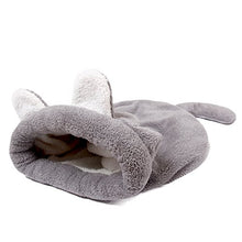 PAWZ Road Cat Sleeping Bag Self-Warming Kitty Sack Grey - Kaulana Pets