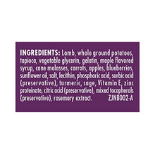 Zuke'S Jerky Natural Bites Lamb Recipe Dog Treats - 6 Oz. Pouch - Kaulana Pets