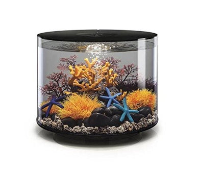 biOrb 45984.0 Tube 35 MCR Black Aquariums - Kaulana Pets