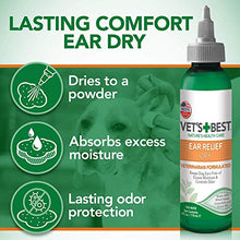 Vet's Best Dry Ear Relief for Dogs, 4 oz - Kaulana Pets