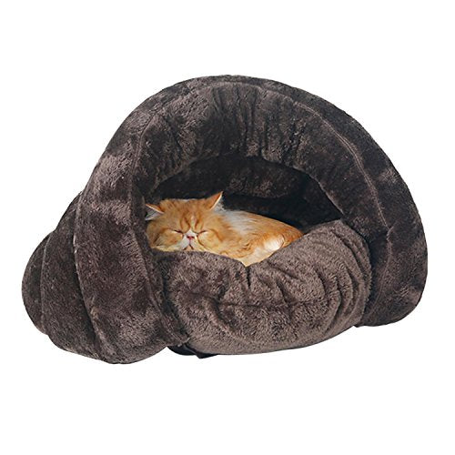 Cave Shape Pet Bed cat bed  Kaulana Pets