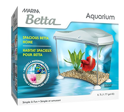 Marina Betta Aquarium Kit - Kaulana Pets