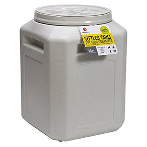 Vittles Vault Outback 50 lb Airtight Pet Food Storage Container - Kaulana Pets