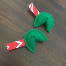 Holiday Fortune Cookie Cat Toy with Organic Catnip - Two Pack - Kaulana Pets