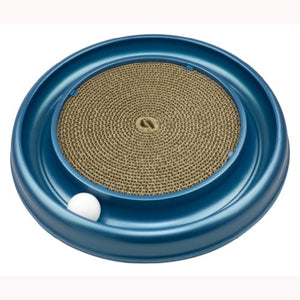 Bergan Turbo Scratcher Cat Toy, Colors may vary - Kaulana Pets