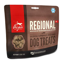 ORIJEN Freeze-Dried Dog Treats, Regional Red, Biologically Appropriate & Grain Free - Kaulana Pets