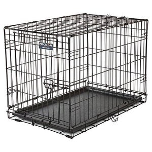 "Precision Pet Care 1-Door 2000 Crate, 24"" L x 18"" W x 19"" H - Kaulana Pets"