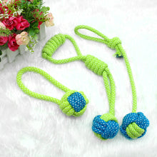 Cotton Dog Rope Toys - Kaulana Pets