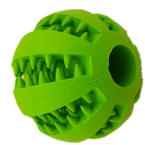 Soft Rubber Toy Ball - Kaulana Pets