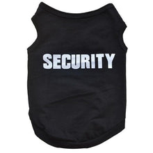 """Security"" Dog Jersey - Kaulana Pets"