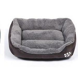 Pet Dog Bed Warming Dog House Soft Material Pet Nest Dog Fall and Winter Warm Nest Kennel For Cat Puppy   Kaulana Pets