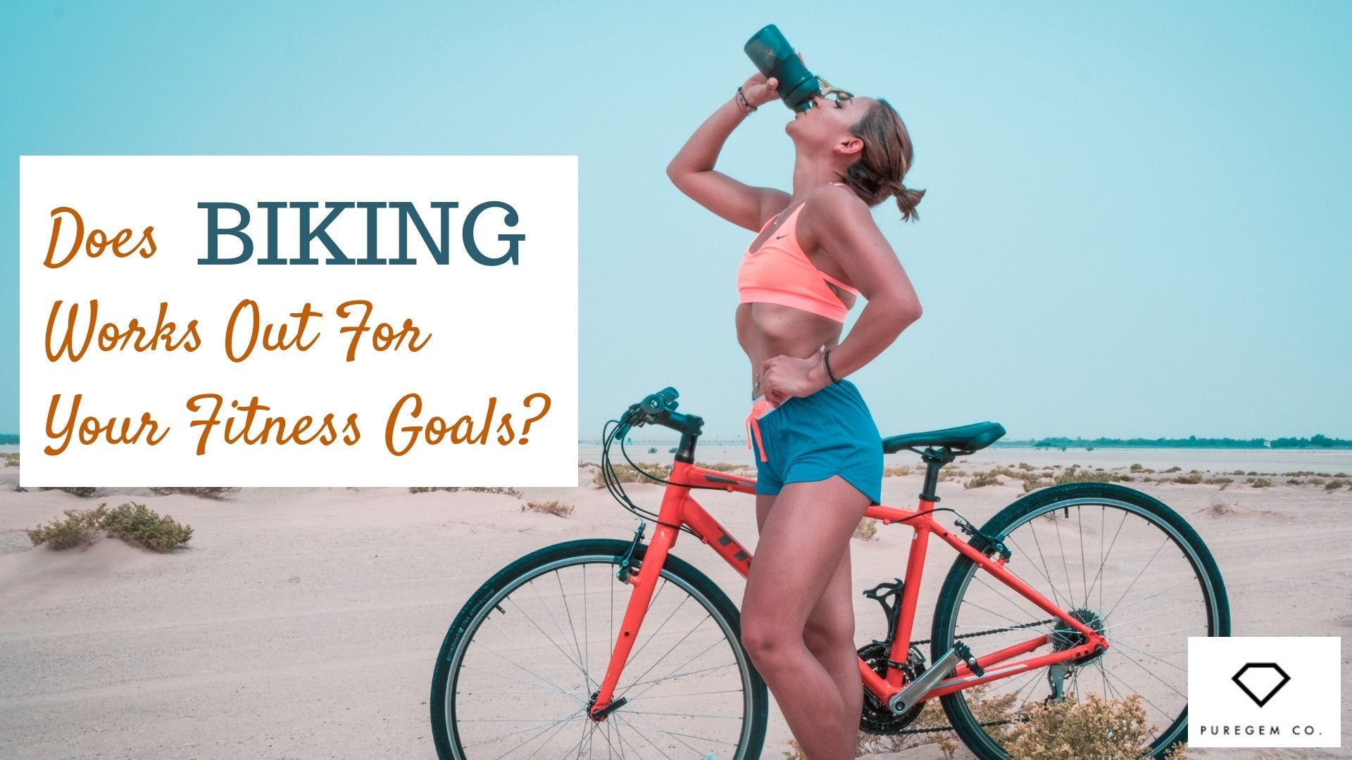 Does Biking Works Out For Your Fitness Goals?