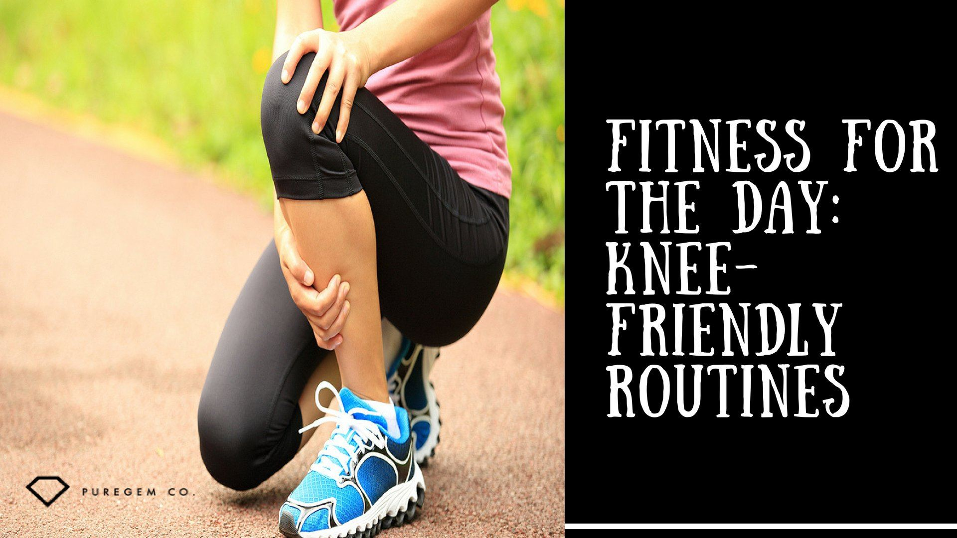 Fitness for the Day: Knee-Friendly Routines