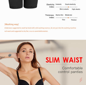 Large-Size Waist Trainer Slimming High-waist Body Shaper