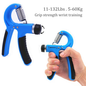 Gym Fitness Hand Grip Strengthener Workout Kit