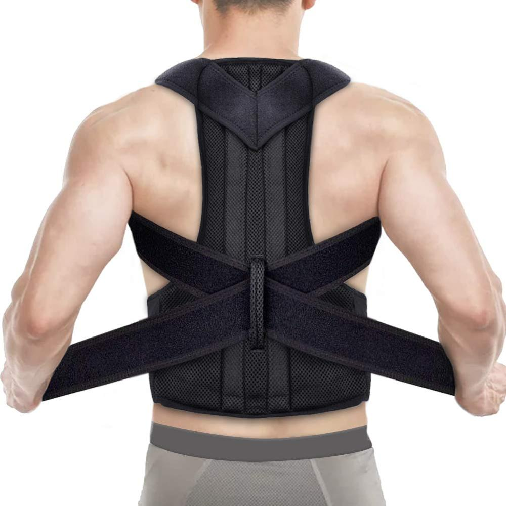 Unisex Back Posture Brace Clavicle Support