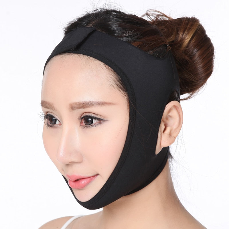 V-Shaper Facial Slimming Bandage Relaxation Band