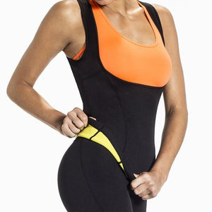 Plus Size Weight Loss Slimming Vest Shaper