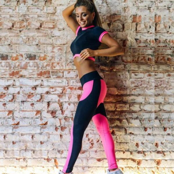 Push Up Heart Contour Legging