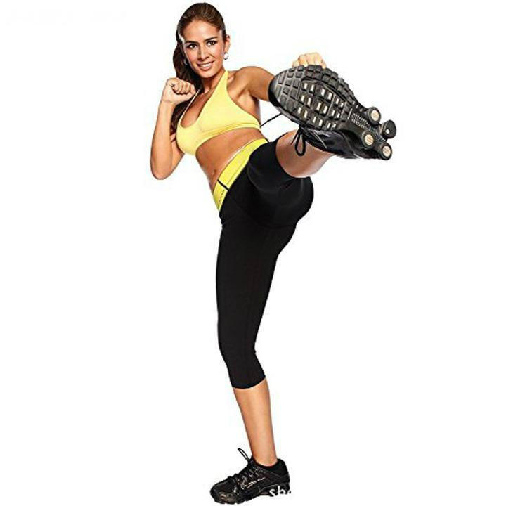 Neoprene Weight Loss Slimming Shaper Capri