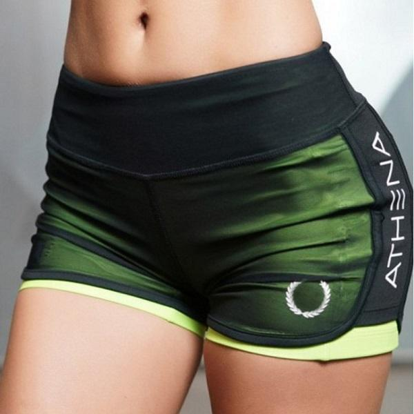 Sexy Athena Workout Shorts