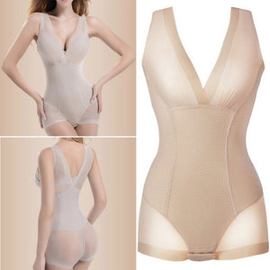 Women's Slimming Tummy Full Body Shaper Bodysuits (Size L-XXL)