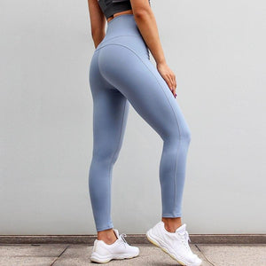 High Waist Bum Enhancing Contouring Push up Workout Leggings