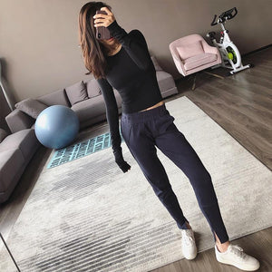 Breathable Fitness Long Sleeves Shirt