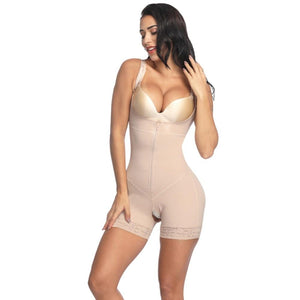 Clip and Zip Slimming Shapewear
