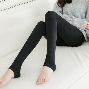 Casual Post Velvet Leggings V2