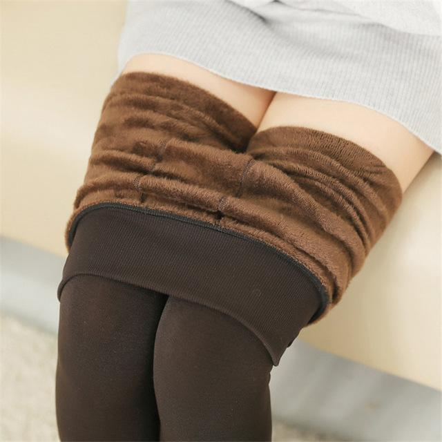 Winter Warm Comfortable Velvet Leggings V2