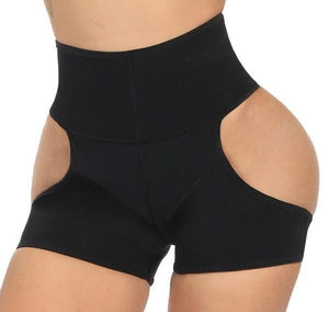 Comfort Latex Waist Slimming Panty Shaper