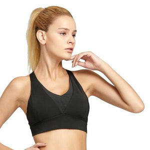 Hyper Active Seamless Sports Bra