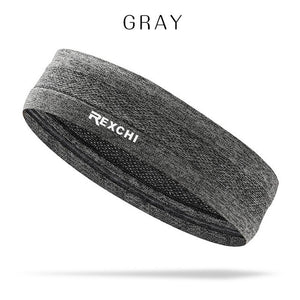 Gym Fitness Elastic Sports Headband