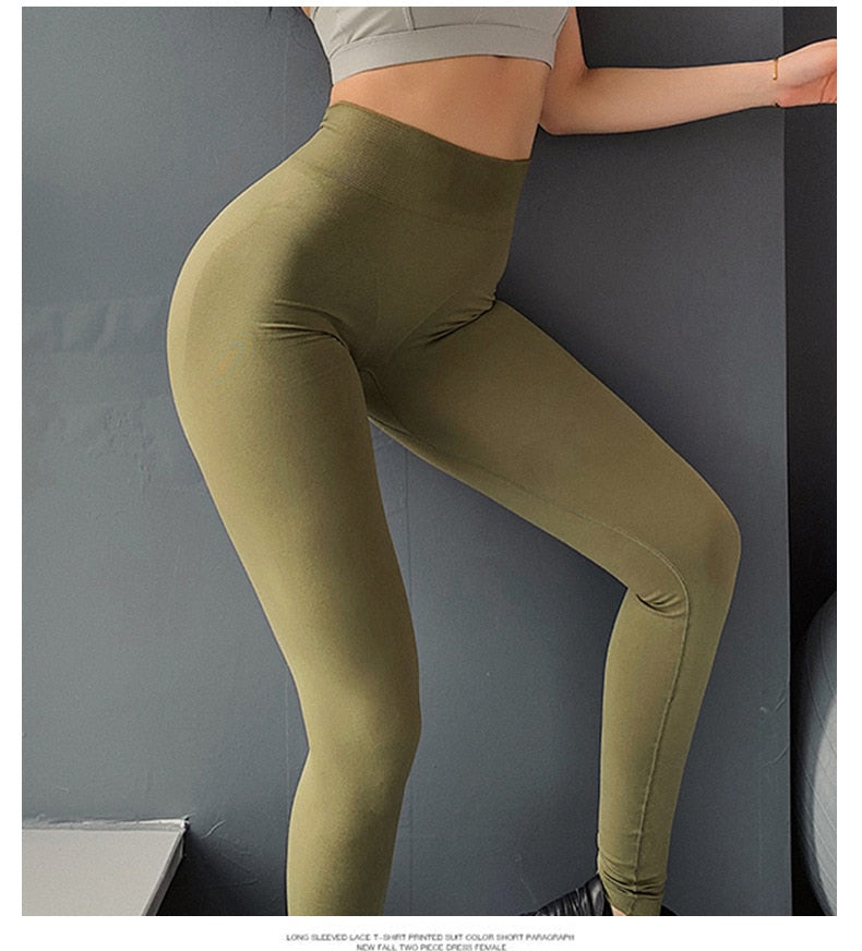 Ultra Stretch Workout Leggings