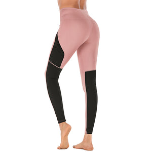 Quick-drying Mesh Pocket Boost Workout Leggings