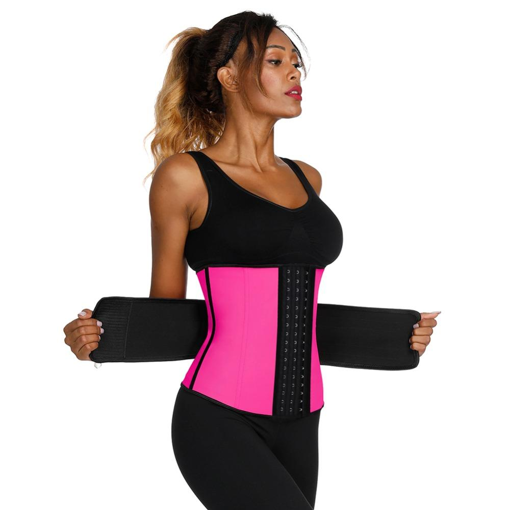 Full Waist 4 Hooks Slimming Shapewear